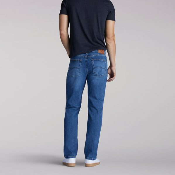 Lee Men's Regular Fit Straight Leg Jean - Dylan2