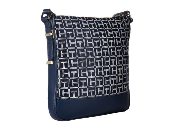 Tommy Hilfiger Gillian North-South Crossbody - Navy2