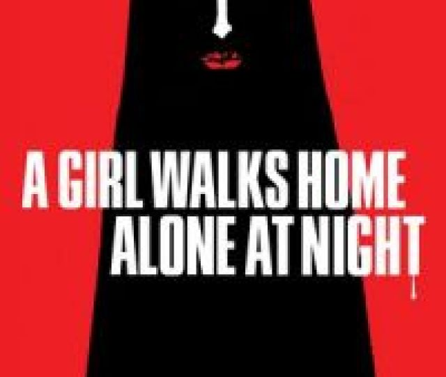 Nonton Film A Girl Walks Home Alone At Night 2014 Subtitle Indonesia Streaming Movie