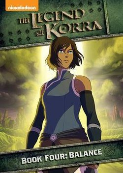 Avatar: The Legend of Korra Book 4 Subtitle Indonesia