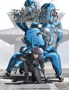 Ghost in the Shell: Stand Alone Complex Subtitle Indonesia