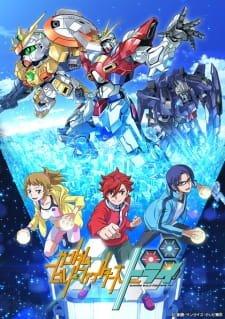 Gundam Build Fighters Try Subtitle Indonesia