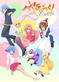 Hayate no Gotoku! Cuties Subtitle Indonesia