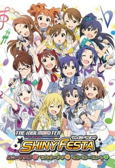 The iDOLM@STER Shiny Festa Subtitle Indonesia