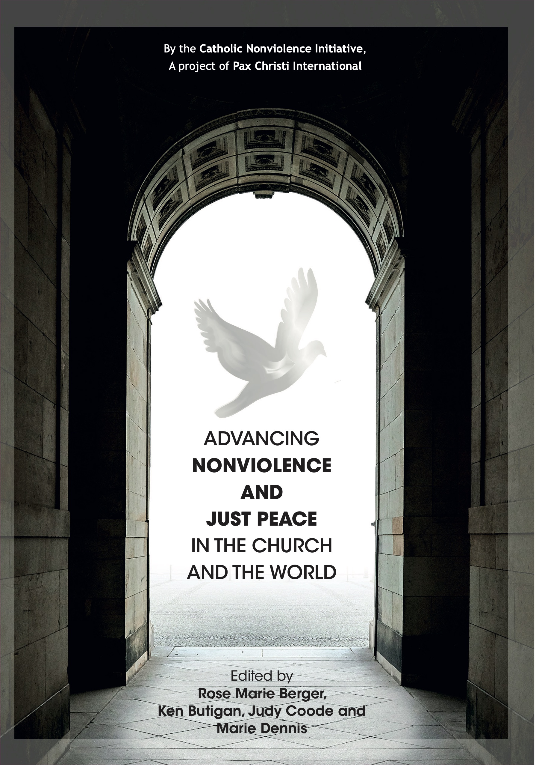 Cover of Advancing Nonviolence and Just Peace in the Church and the World