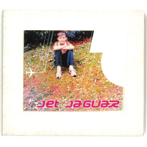 Jet Jaguar self-titled CD