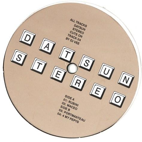 Datsun Stereo EP