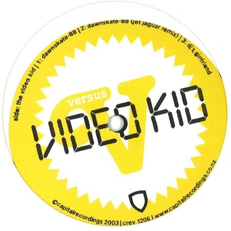 """Video Kid side of split 12"""""""