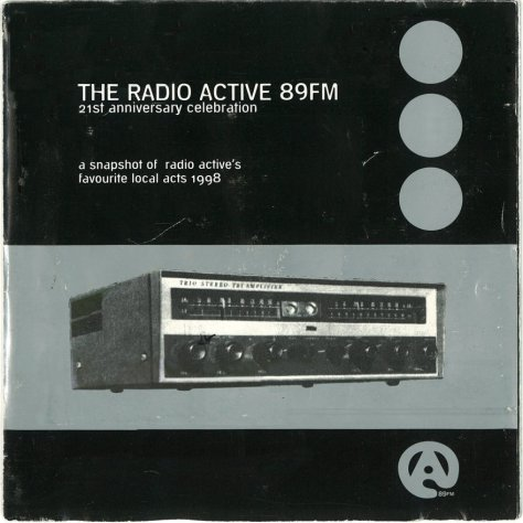 Radio Active 21st Anniversary CD