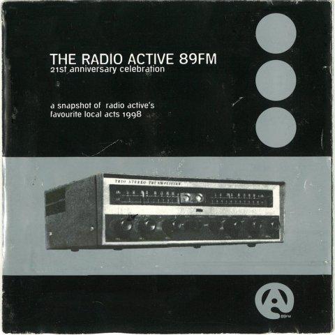Radio Active 21st Anniversary CD