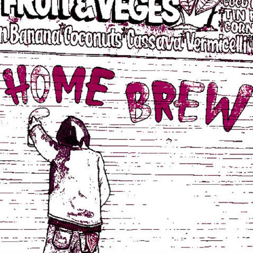 Home Brew cover tweaked
