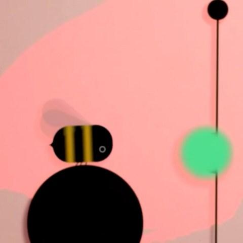Still from Red video
