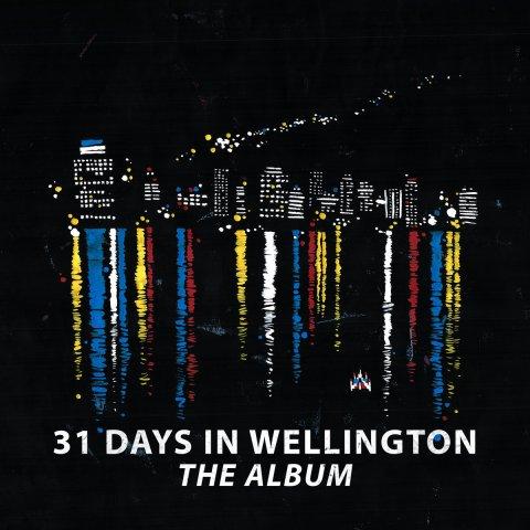 31 days in Wellington album cover
