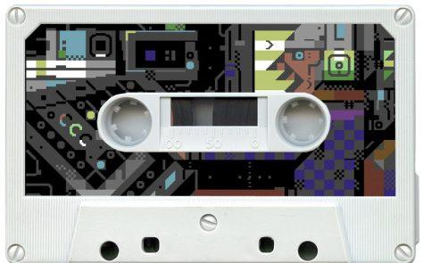 DataDoor Sampler tape