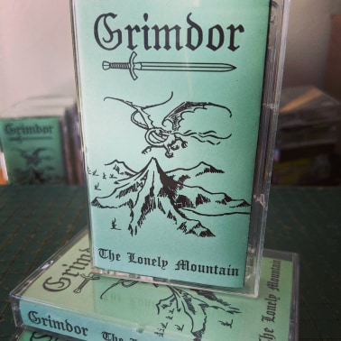 Grimdor first tape relrelease