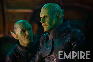 Captain Marvel Empire 1 1