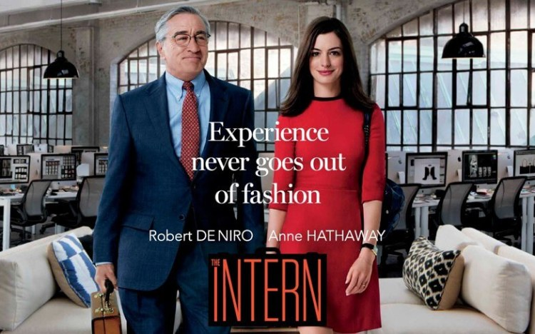 The Intern movie : Hating your boss is normal, we understand, but Jules Ostin might change your mind.