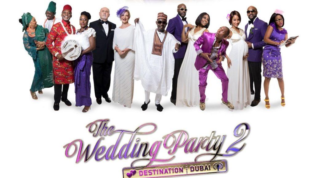 The Wedding Party e1509705643740