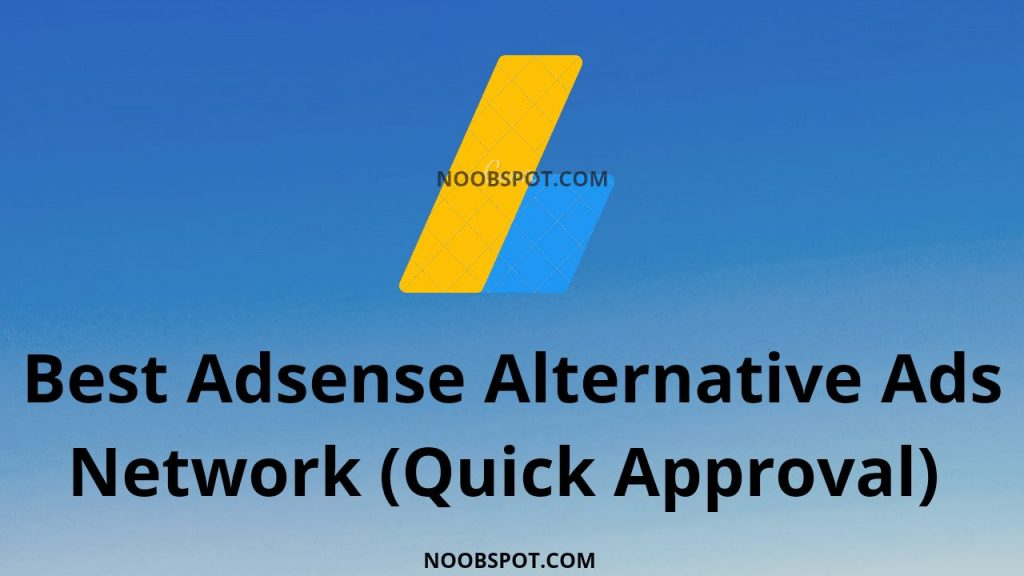 Best Adsense Alternative Ads Network