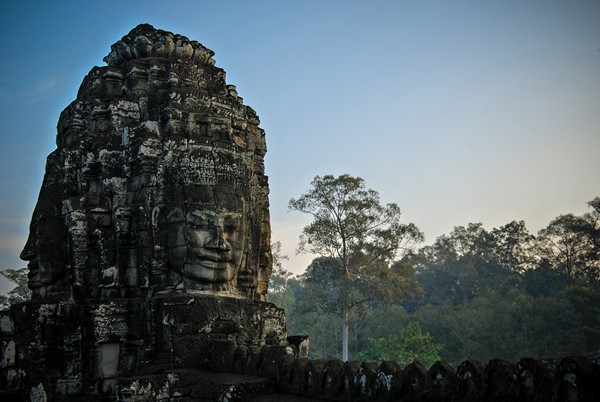bayon photo cambodge angkor