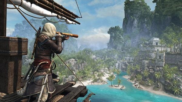 jeux vidéos et voyages