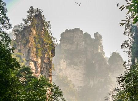 photos zhangjiajie chine hunan wulingyuan 8