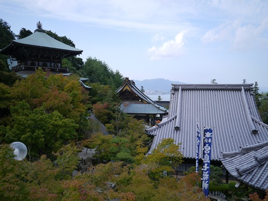 temple miyajima japon
