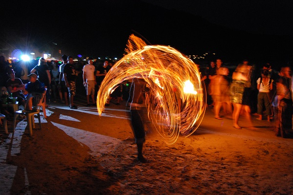 Full Moon Party Thailande