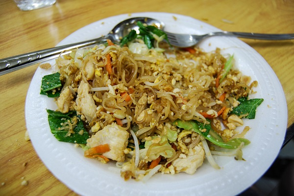 Pad Thai Thailande