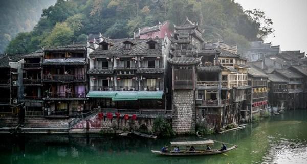Que voir en Chine - Fenghuang