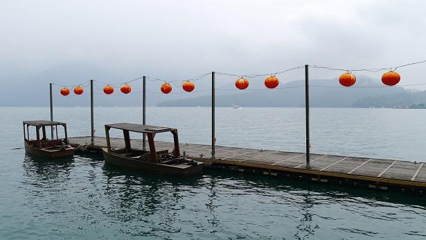 lac de la lune et du soleil taiwan