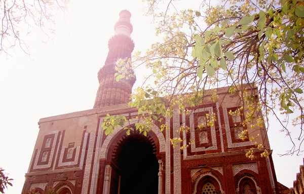 qutb minar photo inde
