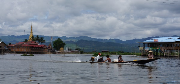 lac inle Myanmar