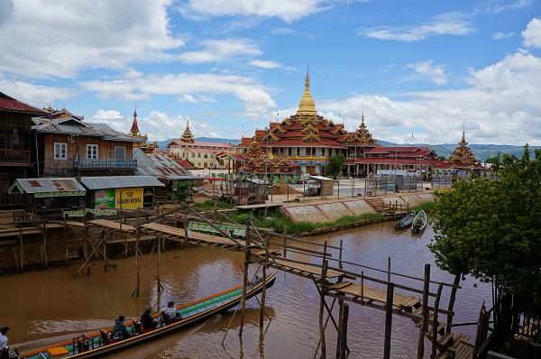 lac inle birmanie photos