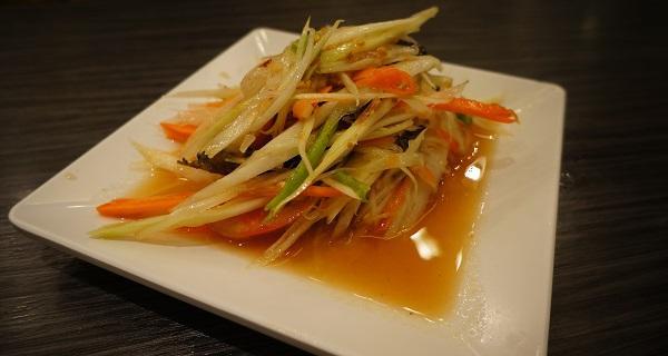 plat thailandais typique