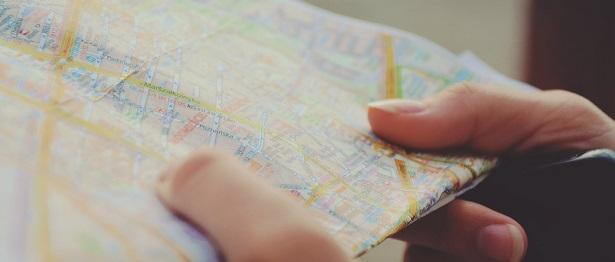 Cartes touristiques détaillées