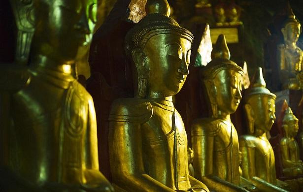 a voir en birmanie absolument