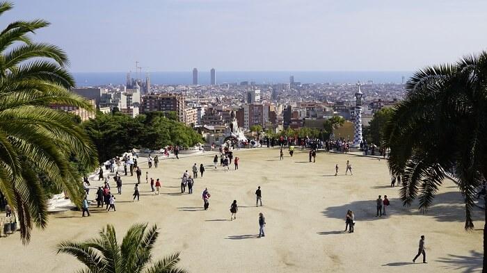 barcelone carnet de voyage