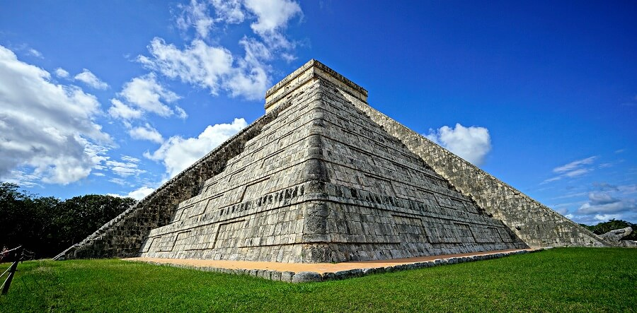 chichen itza yucatan mexique