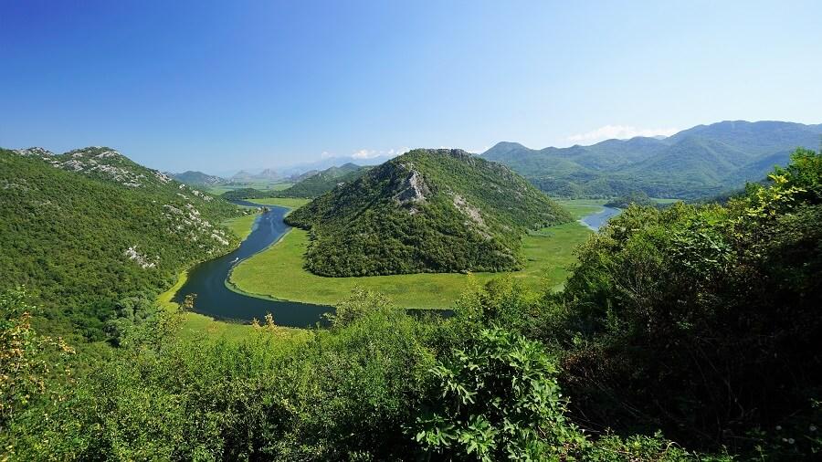 que visiter au montenegro