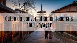 guide de conversation japonais