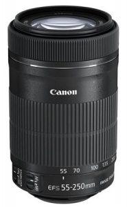 Objetivos recomendados para canon 750d
