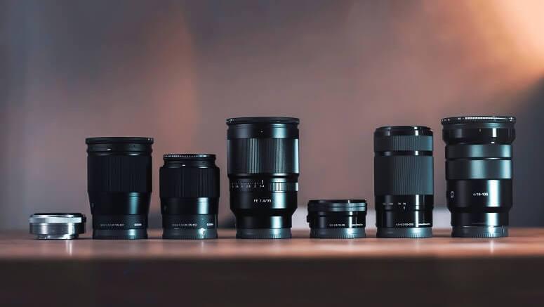 Come scegliere un obiettivo Sony E-mount