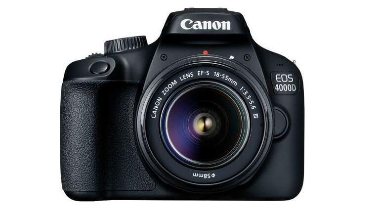 I migliori obiettivi per Canon 4000D
