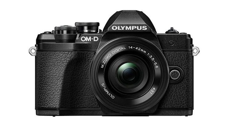 Los mejores objetivos para Olympus OM-D E-M10 Mark III