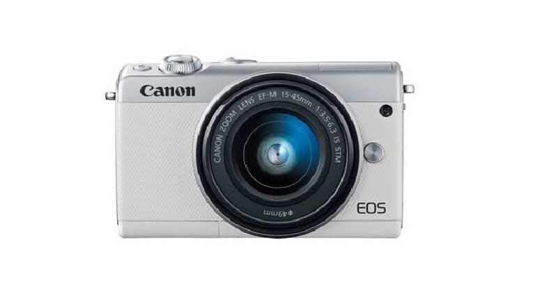 migliori obiettivi per Canon EOS M100