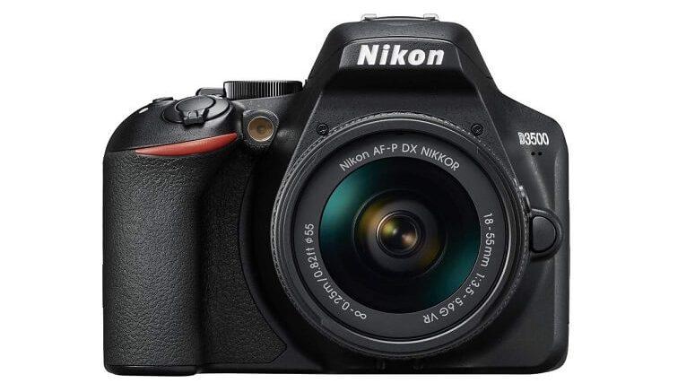 migliori obiettivi per Nikon D3500