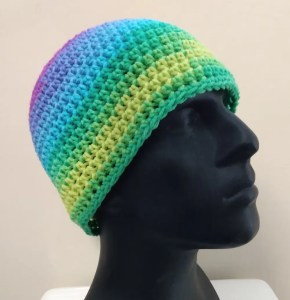Read more about the article Half Double Crochet Beanie Pattern