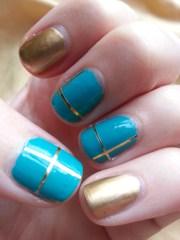 nail art challenge september 4