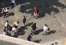 (影)香港七旬清潔工被暴徒用磚頭砸中 送醫不治腦幹死亡